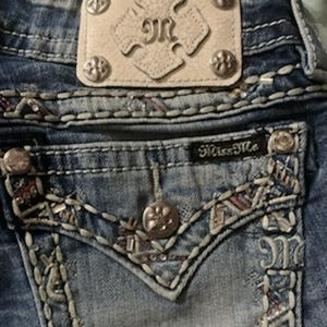 Jean's shorts